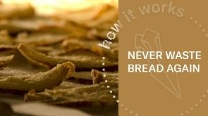 How Bread Chips & Tortillas Are Reducing Food Waste | Look Inside (360 Video)