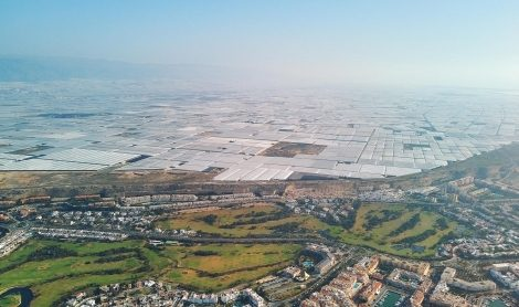 The Environmental Impacts of Greenhouse Agriculture in Almería, Spain