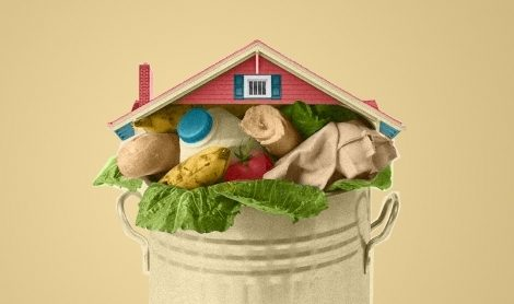 5 Tips to Reduce Household Food Waste