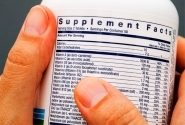 Vitamin Labels   What Do They Mean?