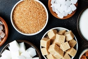 3 Different Types of Sugar
